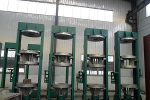 Rubber Tyre Vulcanizing Press