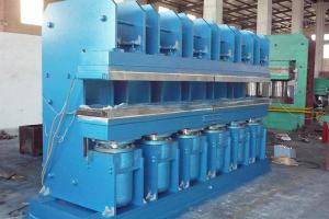 C Plate Rubber Vulcanizing Press