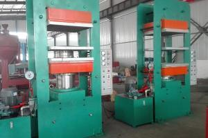 Solid Rubber Tire Vulcanizing Machine