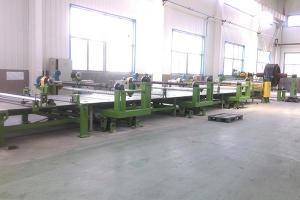 Conveyor Belt Forming Press