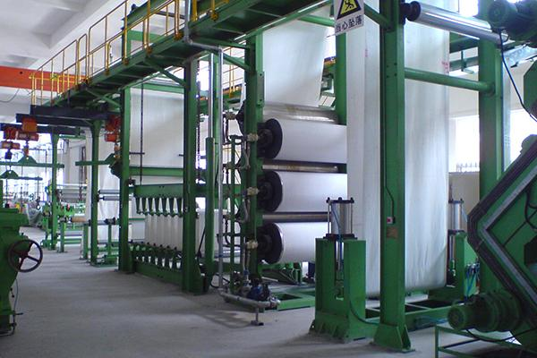 Four Roll Rubber Calendering Machine | Rubber Machinery Manufacturer